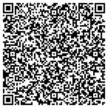 QR-код с контактной информацией организации АВТОЗАПЧАСТИ ТОРГОВЫЙ ДОМ