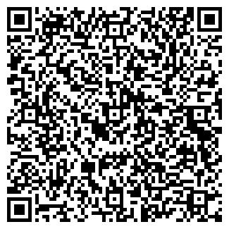 QR-код с контактной информацией организации КРИСТАЛЛ ПО РАУП