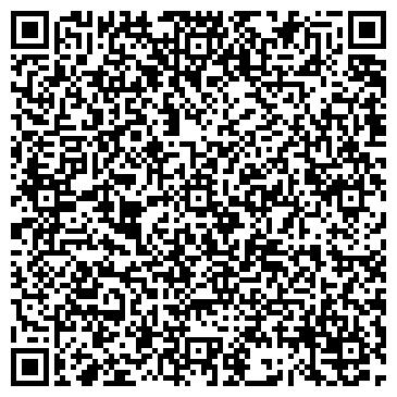 QR-код с контактной информацией организации ЦЕНТР ЗАНЯТОСТИ ПО Г. ТОБОЛЬСКУ