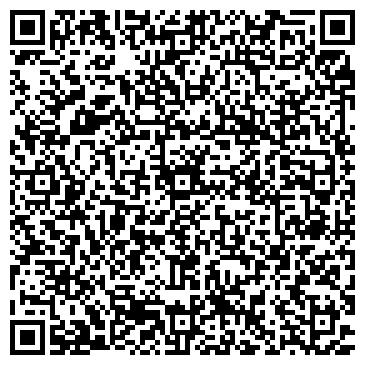 """QR-код с контактной информацией организации Парикмахерская """"100 услуг"""""""