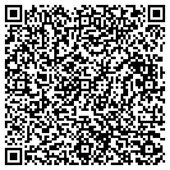 QR-код с контактной информацией организации КОНТУР БТО ООО