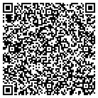 QR-код с контактной информацией организации АВТОКОЛОННА 1219 ЗАО