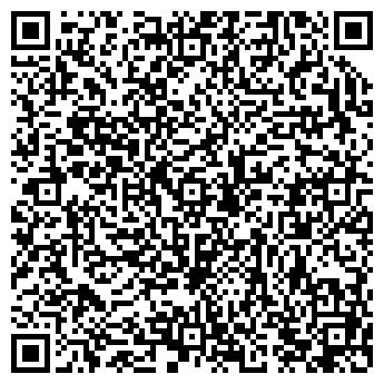 QR-код с контактной информацией организации ООО ПРИЗ