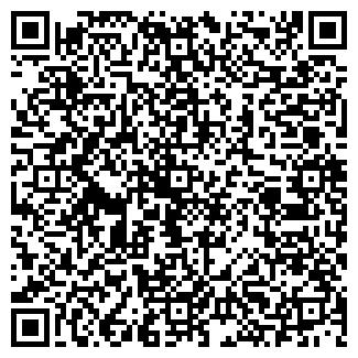 QR-код с контактной информацией организации САНЭЛ