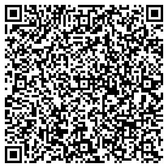 QR-код с контактной информацией организации ЦВЕТОЧНЫЙ ДОМИК МАГАЗИН