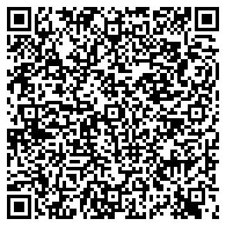 QR-код с контактной информацией организации ДЮАР ЗАО