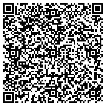 QR-код с контактной информацией организации НИКСТА ИЧП