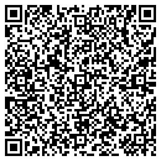 QR-код с контактной информацией организации ДУХ ЧОП ООО