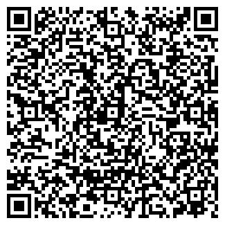 QR-код с контактной информацией организации СКИБОР ООО