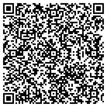 QR-код с контактной информацией организации ООО РУСИЧ-УНИВЕРСАЛ