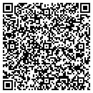QR-код с контактной информацией организации ТЮМЕНЬРУСКОМ ЗАО
