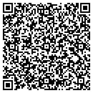 QR-код с контактной информацией организации ООО ПРИЗМА