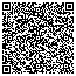 QR-код с контактной информацией организации АВЕГА-БИЗНЕС