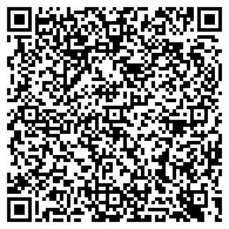 QR-код с контактной информацией организации ООО ТАХИОН-V