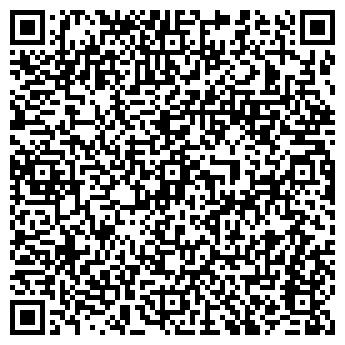 QR-код с контактной информацией организации ОАО «Запсибгазпром»