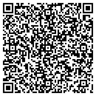 QR-код с контактной информацией организации ООО ТРОПИК