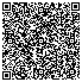 QR-код с контактной информацией организации АВТОБЛЮЗ АВТОСАЛОН