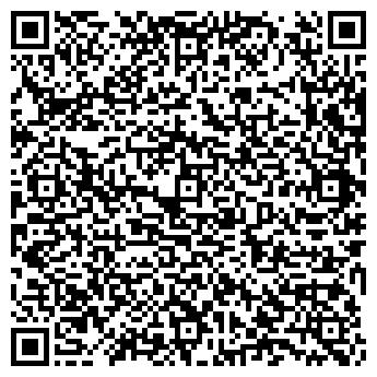 QR-код с контактной информацией организации АВТОЗАПЧАСТИ АВТОЦЕНТР