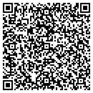 QR-код с контактной информацией организации ООО ЗВЕЗДНЫЙ ДОЖДЬ