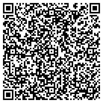 QR-код с контактной информацией организации ПРЯМАЯ РЕЧЬ ДИЗАЙН-БЮРО