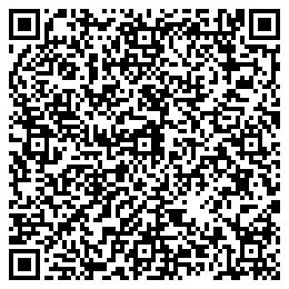 QR-код с контактной информацией организации ЛЮКС ООО ЭВИПС