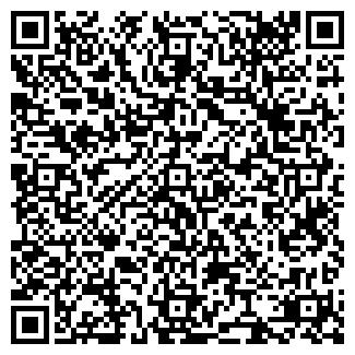 QR-код с контактной информацией организации ИНТЕР-РУС ООО