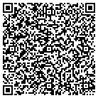 QR-код с контактной информацией организации ГЕРМЕС-ЛИЗИНГ ЗАО