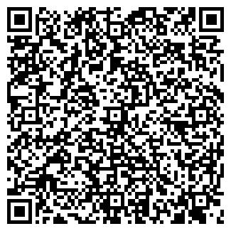 QR-код с контактной информацией организации РИУС ЗАО