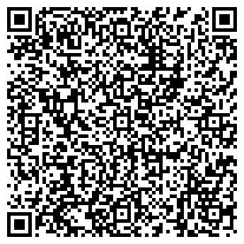 QR-код с контактной информацией организации ДУБОК ДЕТСКИЙ САД № 72