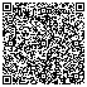 QR-код с контактной информацией организации МАЛЫШОК ДЕТСКИЙ САД № 73