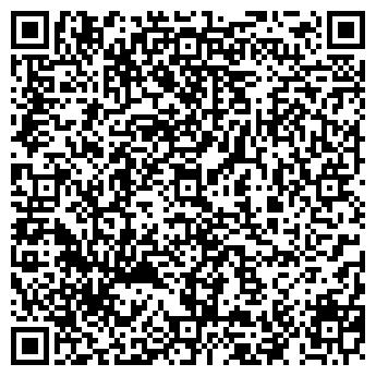 QR-код с контактной информацией организации РУЧЕЕК ДЕТСКИЙ САД № 125