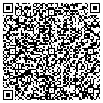 QR-код с контактной информацией организации ГОРИЗОНТ ШКОЛА-ИНТЕРНАТ