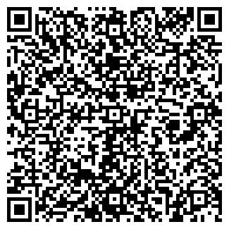 QR-код с контактной информацией организации LEXUS