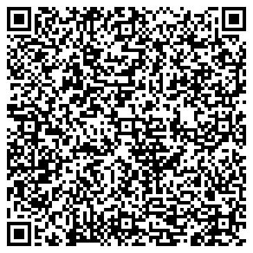 QR-код с контактной информацией организации КРОКУС, cалон флористики