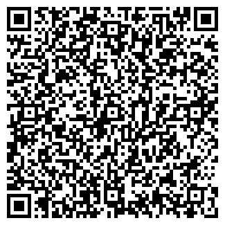 QR-код с контактной информацией организации ЖЕЛТОЕ ТАКСИ