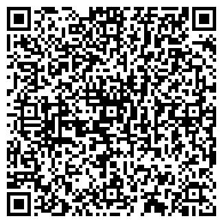 QR-код с контактной информацией организации УДАЧА ИЧП