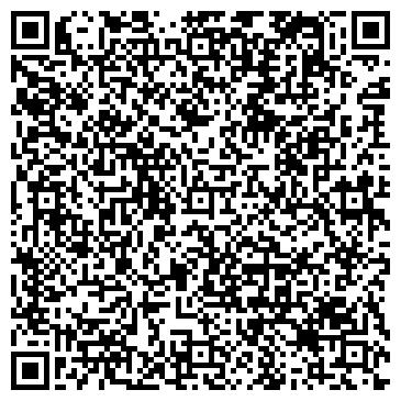 QR-код с контактной информацией организации ЭСКОРТ-ФОРД ТРАНСПОРТНАЯ КОМПАНИЯ