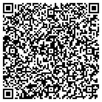 QR-код с контактной информацией организации ПОРТ РЕЧНОЙ ТЮМЕНСКИЙ