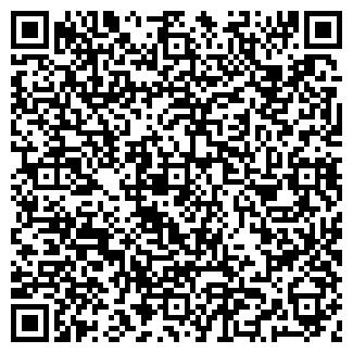 QR-код с контактной информацией организации РУСИЧ ЗАО