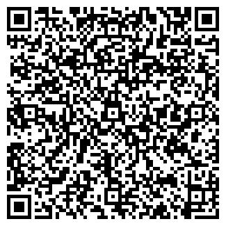 QR-код с контактной информацией организации DEEP RED