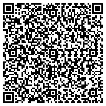 QR-код с контактной информацией организации ООО ПРИМУС-ПРОЕКТ