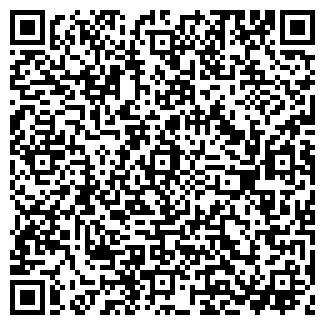 QR-код с контактной информацией организации ДЕЛЬФА ЗАО