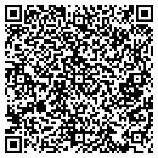QR-код с контактной информацией организации ВИЗА-ТЮМЕНЬ ООО