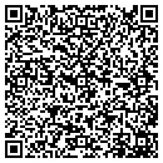 QR-код с контактной информацией организации ООО ГАЛА