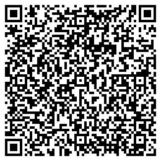 QR-код с контактной информацией организации ТРЕВЭЛ ТЮМЕНЬ