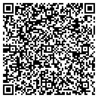 QR-код с контактной информацией организации ТЮМГНГУ