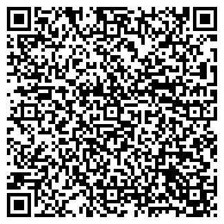 QR-код с контактной информацией организации ООО 1000 ДОРОГ