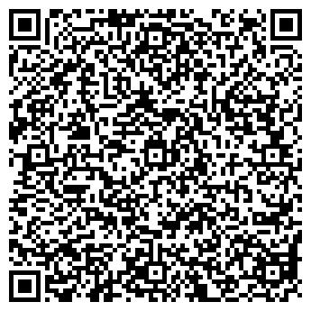 QR-код с контактной информацией организации УНИВЕРСАЛЬНЫЙ ПРОЕКТ ЗАО