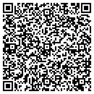 QR-код с контактной информацией организации ТУРА МСЧ
