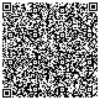 QR-код с контактной информацией организации ЦЕНТР КИНЕЗИТЕРАПИИ ПО МЕТОДУ С. М. БУБНОВСКОГО ОЗДОРОВИТЕЛЬНЫЙ